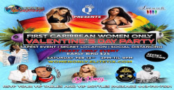 FIRST CARIBBEAN WOMEN ONLY DAY PARTY