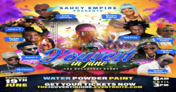 Jouvert In June - New York City Edition