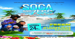 SOCA AND ZESS - BOAT RIDE